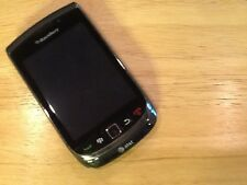 AT&T BLACKBERRY TORCH 9800 FOR PARTS OR REPAIR!