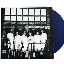 """RAMMSTEIN - Haifisch 12"""" vinyl Blue Vinyl"""