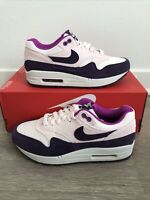 Nike Air Max 1 Women's Shoes Size 7 Grand Purple Style 319986 610