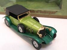 Matchbox Yesteryear Y 16 Mercedes SS Coupe, rare.