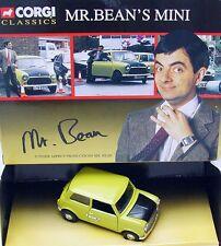 Corgi Toys 1:36 MR. BEAN MINI COOPER Comic TV Series & Movie Car MIB`94 RARE!