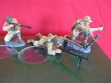 KING & COUNTRY SANDS OF IWO JIMA IWJ009 Mortar And Machine Gun Japanese Soldiers