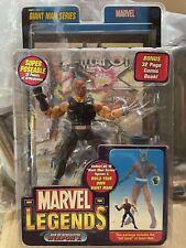 "Marvel Legends 6"" Action Figure WEAPON X Variant WOLVERINE Giant Man BAF Series"