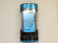 Platinum Pt  Series Black Phone Case w/ Holster for Google Nexus S Smartphone