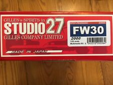 Studio 27  1/20  Williams FW30  ( FK20226C )