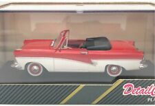 1957 Ford Taunus 17M Cabrio Detail Cars 1:43 ART384