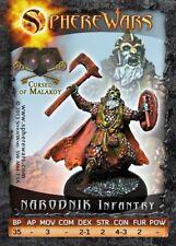 Warhammer No muertos Condes Vampiro Wight rey/El Señor de los anillos rey de los muertos