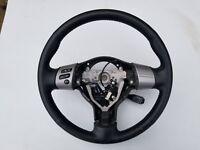 06-10 Scion TC OEM Black Steering Wheel With Controls