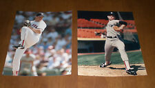 BOSTON RED SOX ROGER CLEMENS 8x10 COLOR PHOTOS - YOUR CHOICE