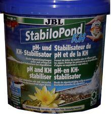 JBL StabiloPond KH & PH-Stabilisator für Gartenteiche