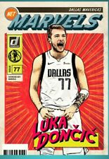 Luka doncic Net Marvel Card (Panini Dunk App)
