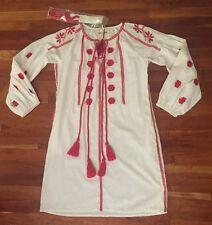 J.Crew Gallabia Peru mini dress SZ M