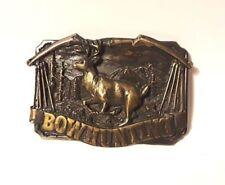 875657ff09e91 Brass Gold Vintage Belt Buckles for sale | eBay