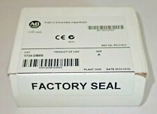 ALLEN-BRADLEY 1734-OB8S POINT I/O 8 POINT SAFETY OUTPUT MODULE NEW