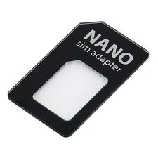 4 in 1 SIM Card Adapter Kit For iPhone 4 5 iPad HTC One X Sumsung Galaxy S3 FO