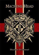 Machine Head - Bloodstone & Diamonds CD 2014 digibook thrash Nuclear Blast
