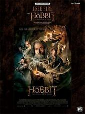 I See Fire (from The Hobbit: The Desolation of Smaug): Easy Piano (Sheet)