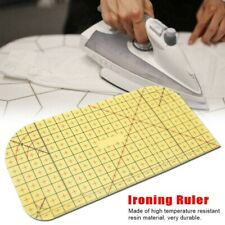 US Hot Ironing Ruler Patchwork Tailor Craft DIY Sewing Supplies Measuring Tool