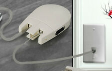 EXTENSION WIRE CORD FOR TELEPHONE CABLE ORGANIZER