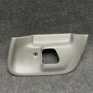 1997-2004 Econoline E150-E350 RH Front Interior Door Handle Cup Med Flint 31511