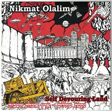 "NIKMAT OLALIM Self-Devouring Land 7"" EP Israel hardcore punk Infest RARE mp3"