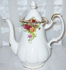 Royal Albert - Old Country Roses - Beautiful Large Coffee Pot