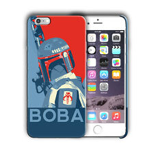 Star Wars Boba Fett Iphone 4s 5 SE 6 7 8 X XS Max XR 11 Pro Plus Case n66