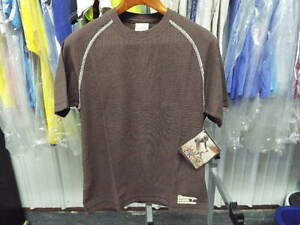 New ZOIC Liberter T-Shirt Style Jersey..Men's Small (Brown)