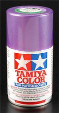 Tamiya America [TAM] PS-46 Polycarbonate Spray Paint Purple/Green  TAM86046