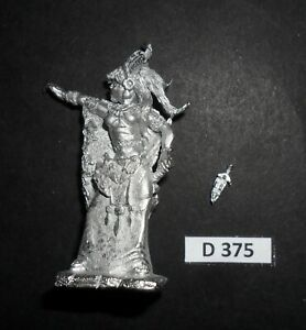 28mm Scale AMAZON THE GODDESS RIGG (50mm Tall) SUIT MORDHEIM / WARHAMMER CITADEL