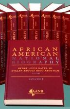 The African American National Biography (Oxford African American Histo-ExLibrary