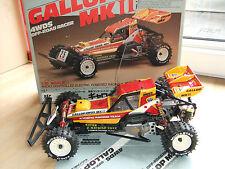 Rarität - Kyosho Graupner Gallop 4WD MK II + Original Box Art NEU Einzelstück