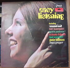 EASY LISTENING CHEESECAKE COVER DOUBLE UK PRESS LP