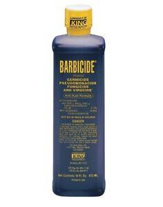 Barbicide Solution Anti Rust Formula 473ml/16 oz
