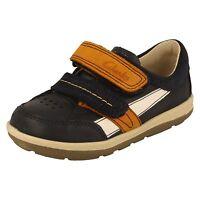 Boys Clarks First Shoes - Softly Zakk