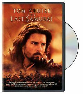Like New WS DVD The Last Samurai Tom Cruise Timothy Spall Ken Watanabe Billy