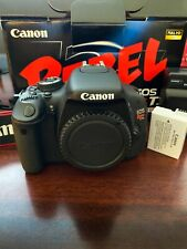Canon EOS Rebel T3i 18.0 MP Digital SLR Camera - BODY ONLY