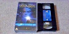 Star Trek Voyager 4.1 Scorpion Part II The Gift UK PAL VHS VIDEO 1998 Jeri Ryan