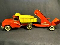 Vintage 1967 Tonka Dump Truck and Sand Loader    Excellent Condition