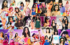 Katy Perry Collage Poster