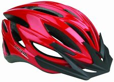 Vigor Helmets Fast Traxx 24 Vent Helmet Red Large/XLarge
