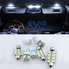 White 16 Light SMD LED Interior kit 12V For Jeep Grand Cherokee WJ 1999-2004 A