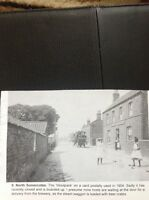 L1-9 Ephemera Reprint Picture North Somercoates The Woolpack 1904
