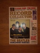 RECORD COLLECTOR MAGAZINE MARCH 2005 ISSUE: 308 THE BEATLES VELVELETTES MC5