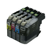 4x Ink Cartridge LC563 563 Compatible For Brother MFC-J2310 J2510 J3520 J3720