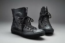 NIB $100 Converse CT Combat Boot Leather Black 144716C US Mens 9