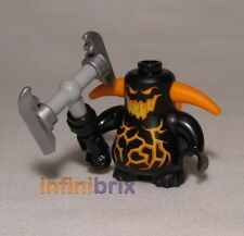 Lego Scurrier (Black) from set 70323 Jestro's Volcano Lair Nexo Knights nex048