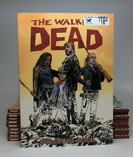 Lot of 10 The Walking Dead Coloring Books