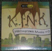 101.9 KINK FM Homegrown Music Vol 7 CD New Portland OR Local Music Sampler