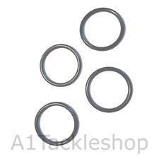 4 x Gunpower & Airforce Charging / Filling Adaptor O Ring Seals - Ref 131